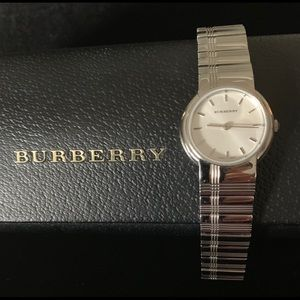 Burberry Ladies Swiss Quartz Bracelet Watch